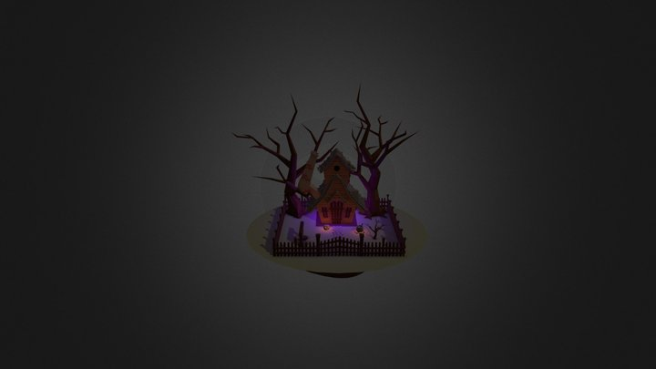 WitchHaus 3D Model