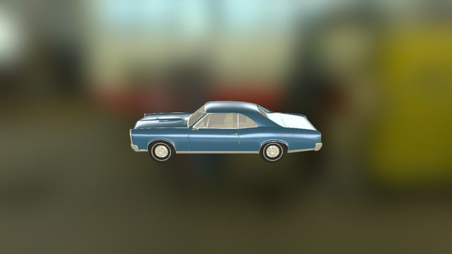 Gto67 3D Model