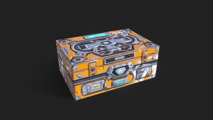TP2 - Box 3D Model