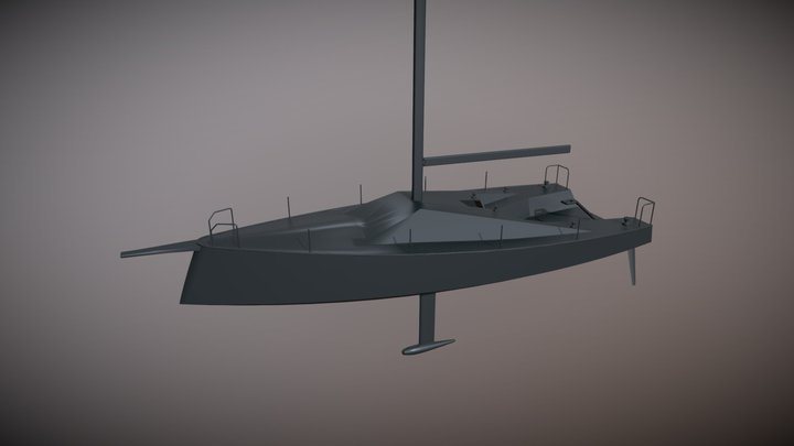 1170 3D Model