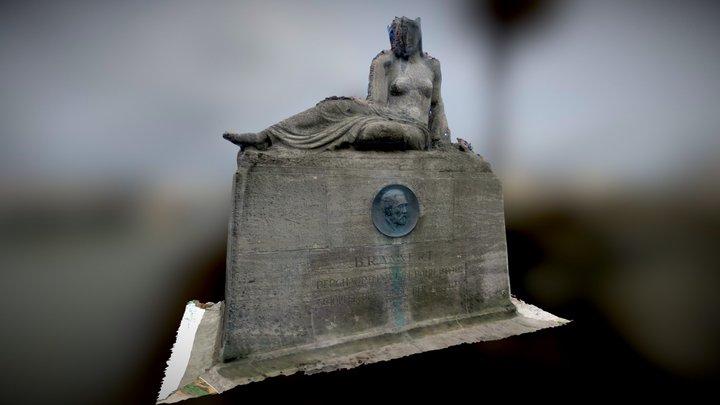 Brassert Monument 3D Model