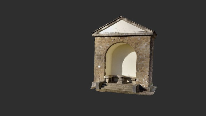 Foveaux Häuschen 3D Model