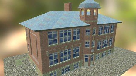 Charleswood+school (1) 3D Model