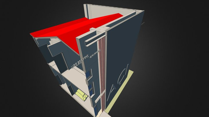 ACIM2 3D Model
