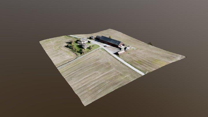 Jahr Gård 3D Model