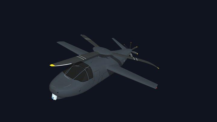 Karem AR40 3D Model