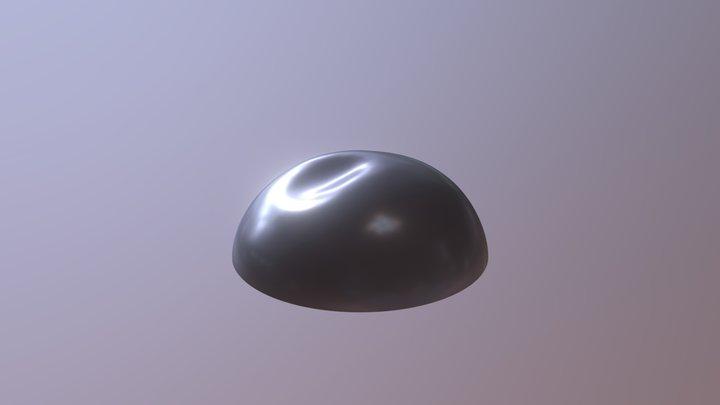 Apple B 3D Model