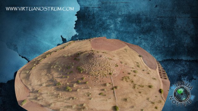 Cerro Bilanero - Final de Campaña 2015 3D Model