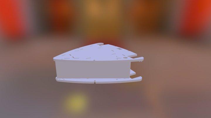 SOLDADINHO BOXBOTIK 3D Model