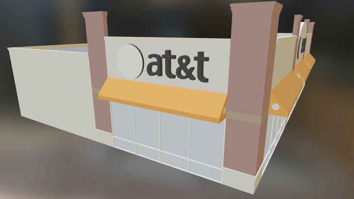 AT&T 3D Model