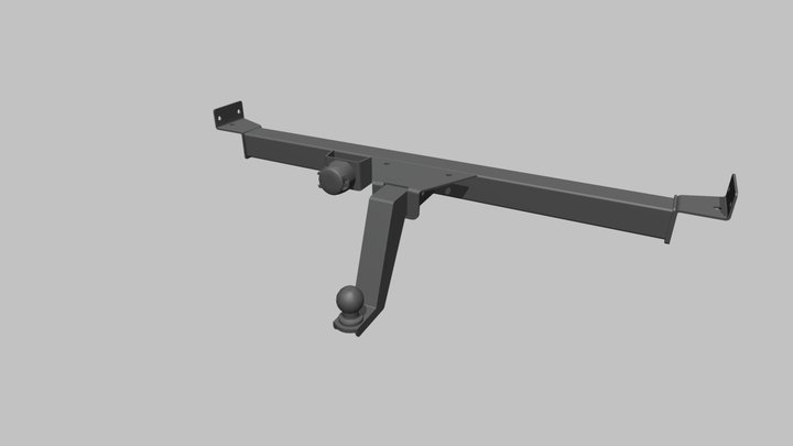 vis 2346 farkop f-design 3D Model