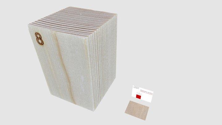 Kocka_08 3D Model