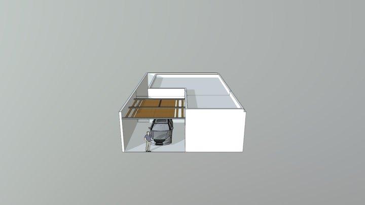 Cubierta 3D Model