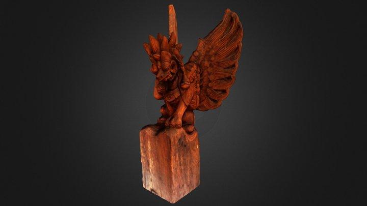 Garuda 3D Model