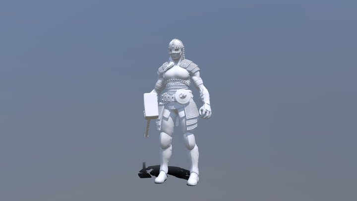 Nord WIP 3D Model