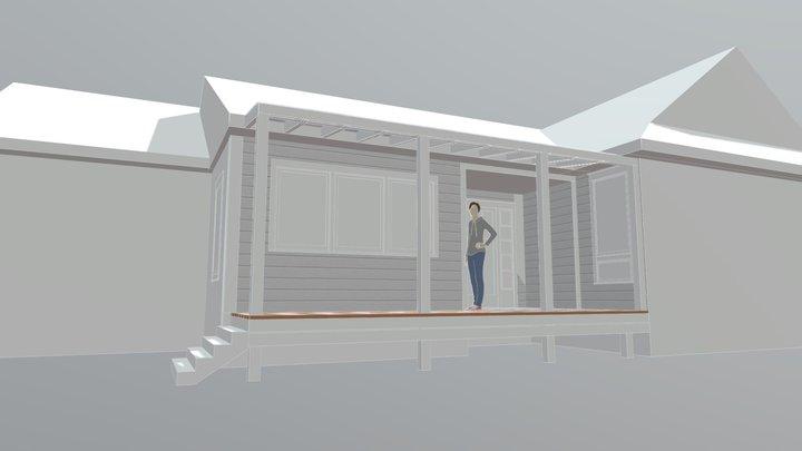 Krempels Concept #1 3D Model