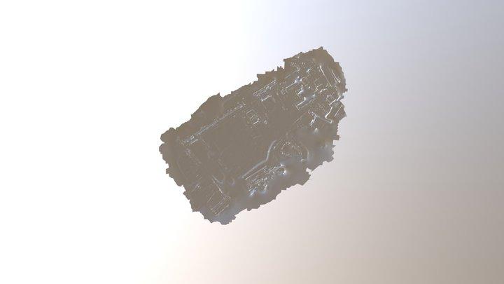 Notext Out 3D Model