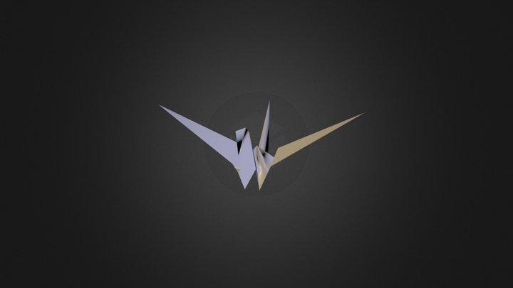 crane.obj 3D Model