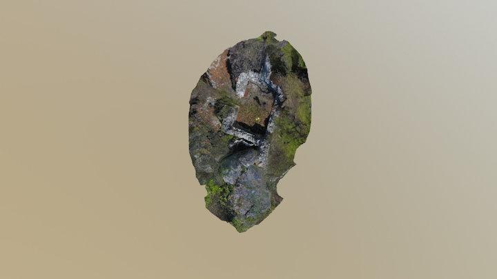 Il sito di Santa Giulitta - La torre 3D Model