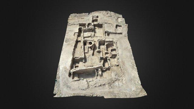 Qalhat, B41 17 03 2016, Oman 3D Model