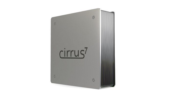 cirrus7 nimbus v2 - standard cooling edition 3D Model