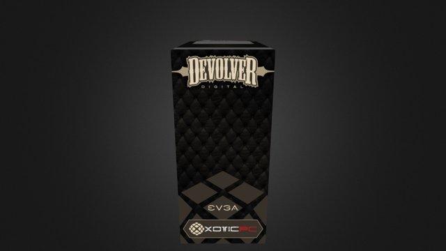 Devolver 3D Model