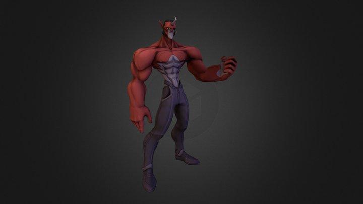 Siegmund the Redeemer 3D Model