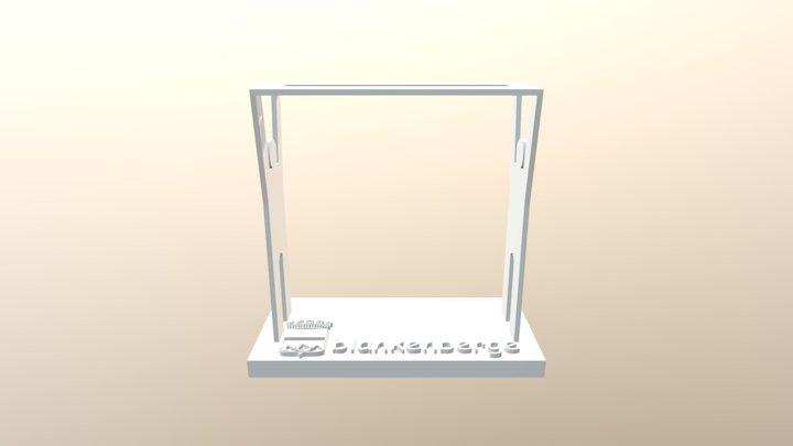 Licht meridiaan 3D Model
