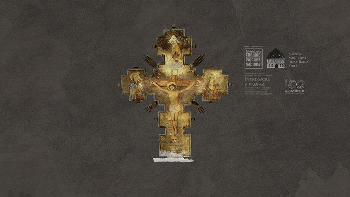 Crucea lui Chirilă 3D Model
