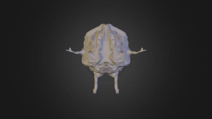 Oggabooga 3D Model