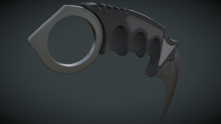 Karambit 3D Model