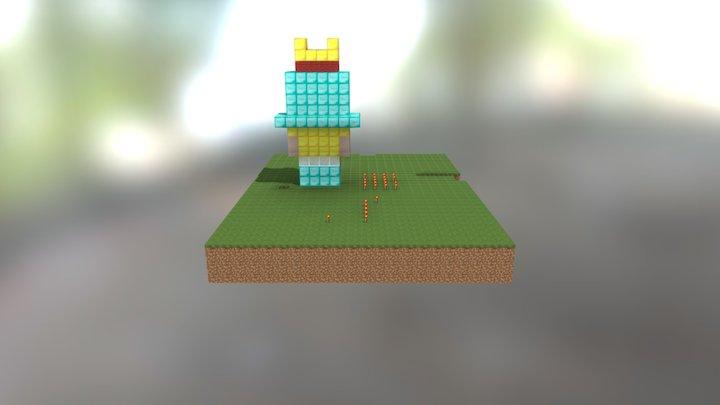 avatar-Maria-SG7 3D Model