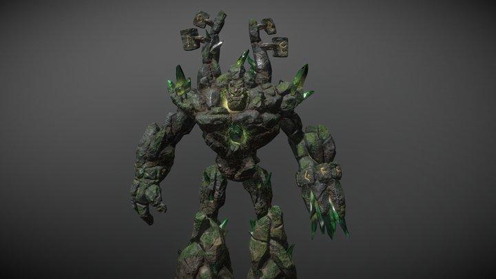 Kamenko Stoney 3D Model