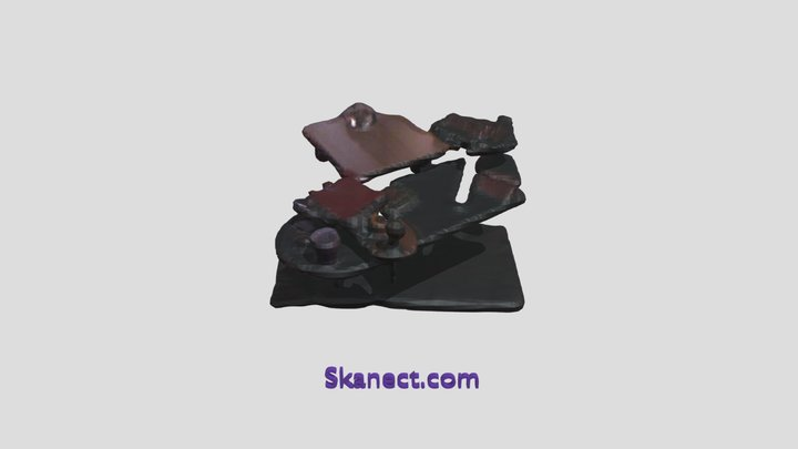 1st Scan 3D Model