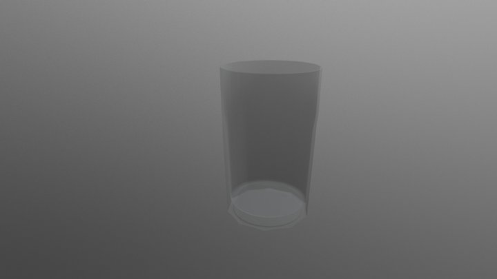 Large glass 3D Model