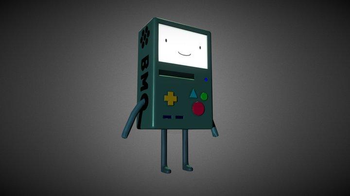 Bmo (Adventure Time) 3D Model
