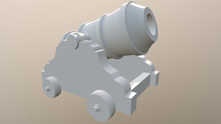 Pushkaw 3D Model