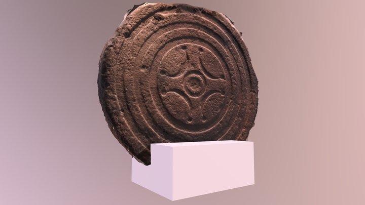 Estela de Zurita, Cantabria 3D Model