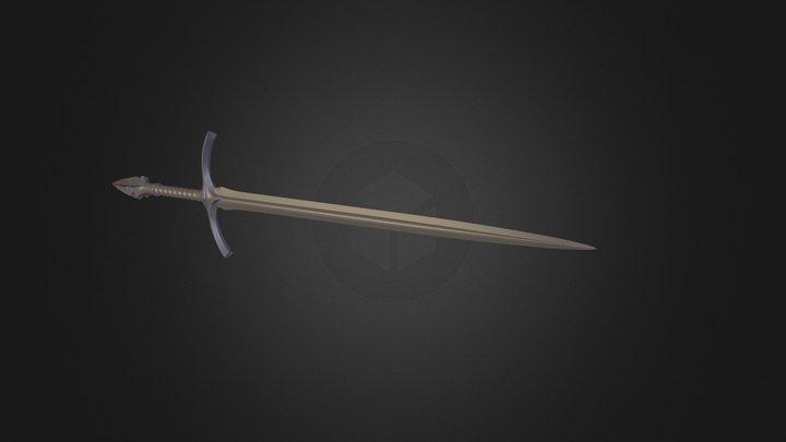 sword2 3D Model