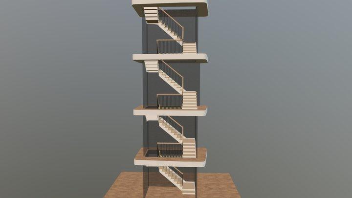 232 Keap St 3D Model