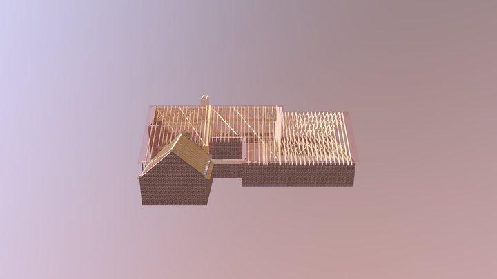 3822 N Power 3D Model