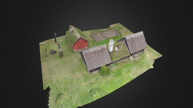 Gården 3D Model