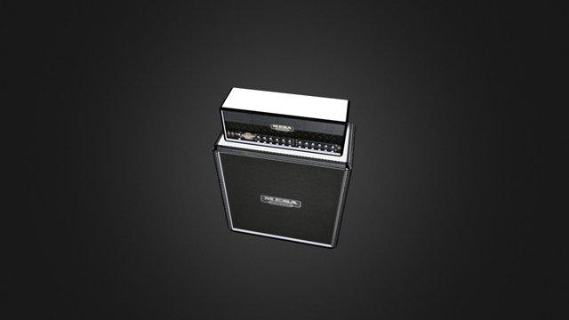 Mesa Boogie Amp 3D Model