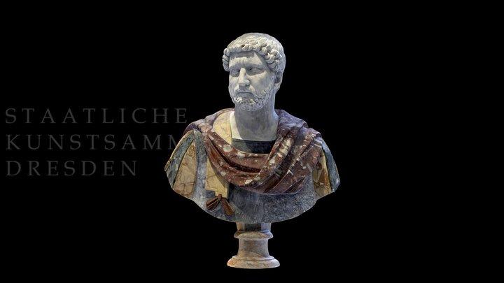 Hadrian 3D Model