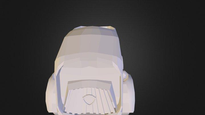 581689 Lozano Carlos Mod Vehiculo 3D Model