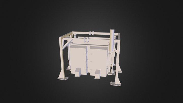 Screener Ff 3 3D Model
