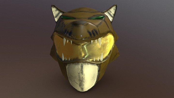 Hero's Helmet 3D Model