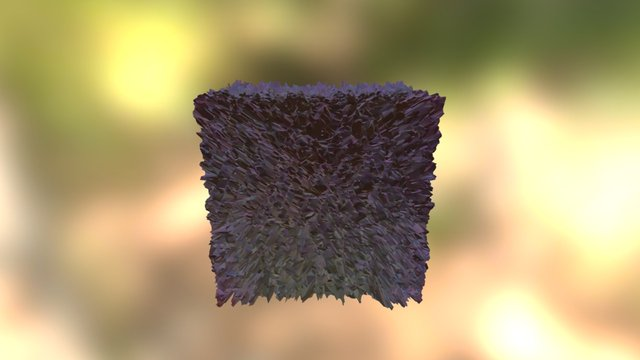 Cube Thing 3D Model