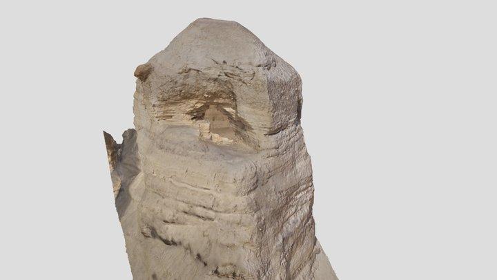 Qumran Cave 4 גן לאומי קומראן מערה 3D Model