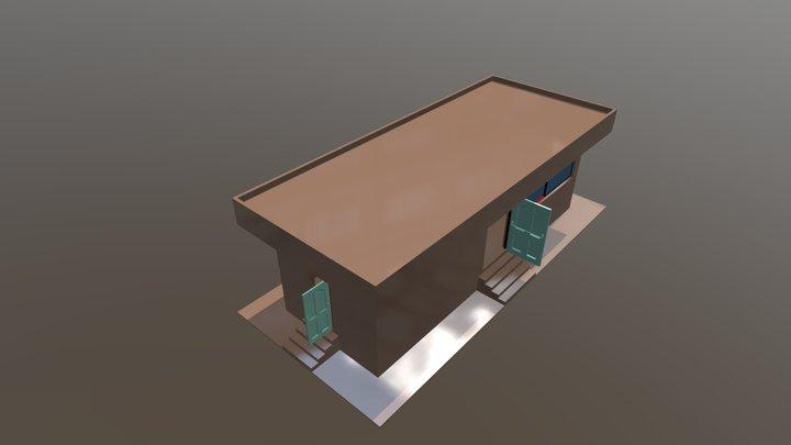 OFFICE BULDING 3D Model